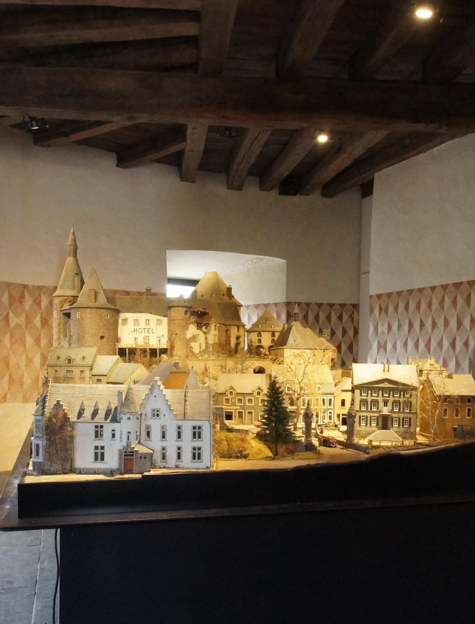 Diorama Clervaux